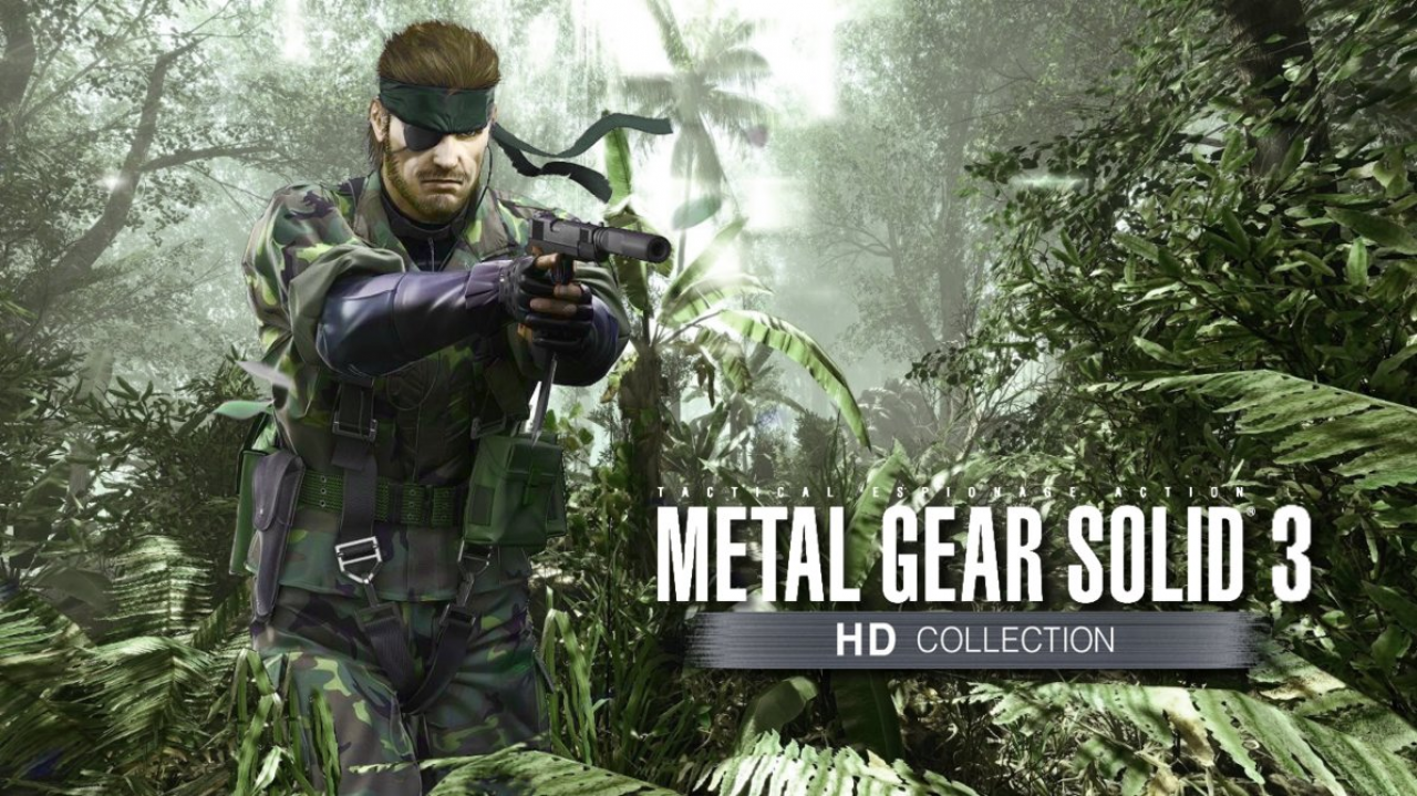[Let's Play] Metal Gear Solid 3 : La Totale