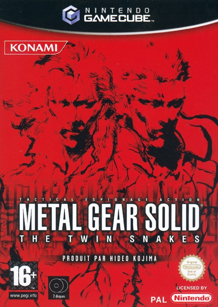 En attendant the phantom pain : metal gear solid 1