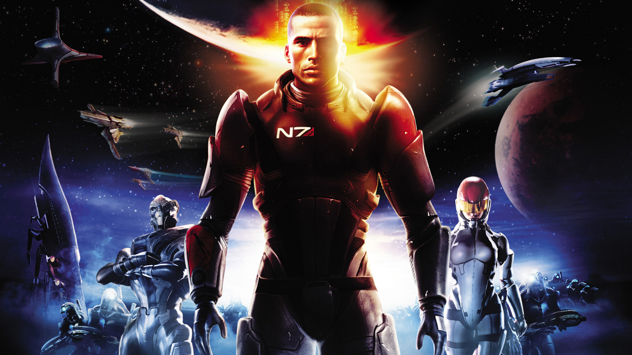 Let's play Fun Mass effect 1 [COMPLET]