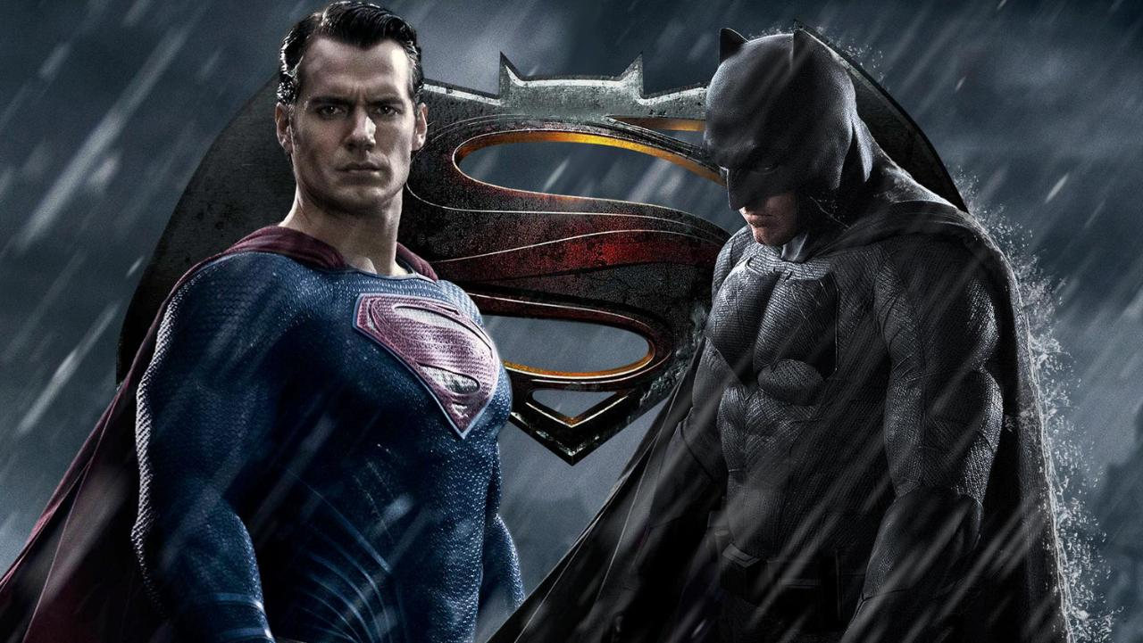 Critique : Batman v Superman : l'Aube de la Justice