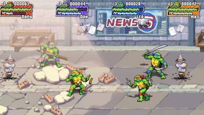 Teenage Mutant Ninja Turtles Shredder's Revenge : Elles sont de retour !!!