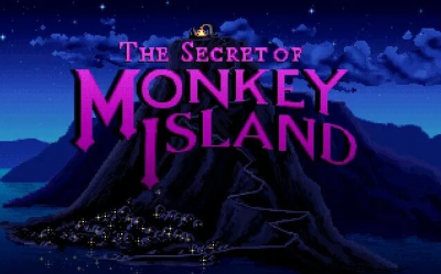 The Secret of Monkey Island [1990]