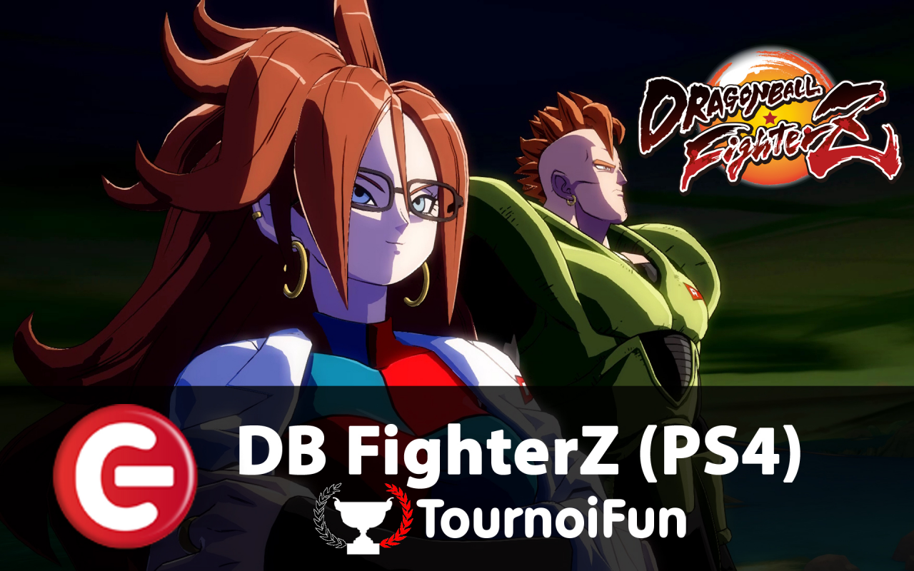 Un tournoi FUN pour Dragon Ball FighterZ (PS4)