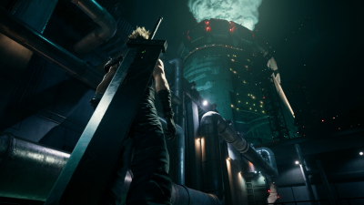 Final Fantasy VII Remake - Mes images PS4 !