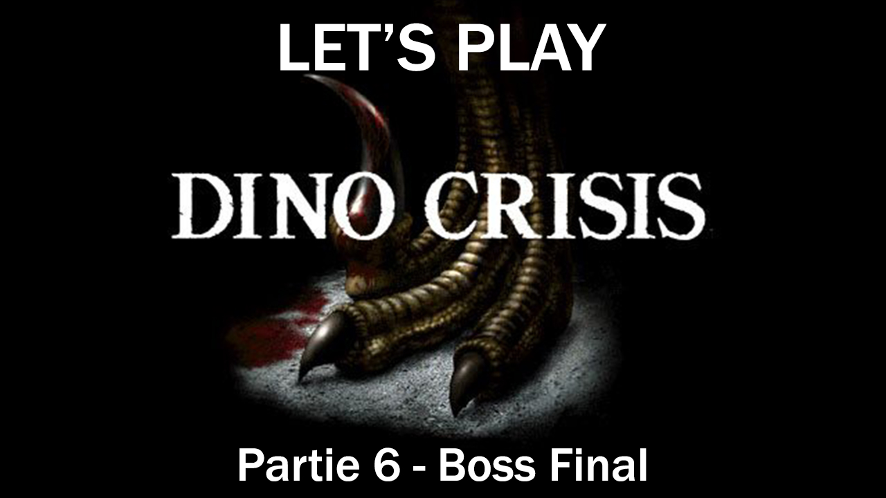 Let's Play Dino Crisis (PS1) (Part 6)
