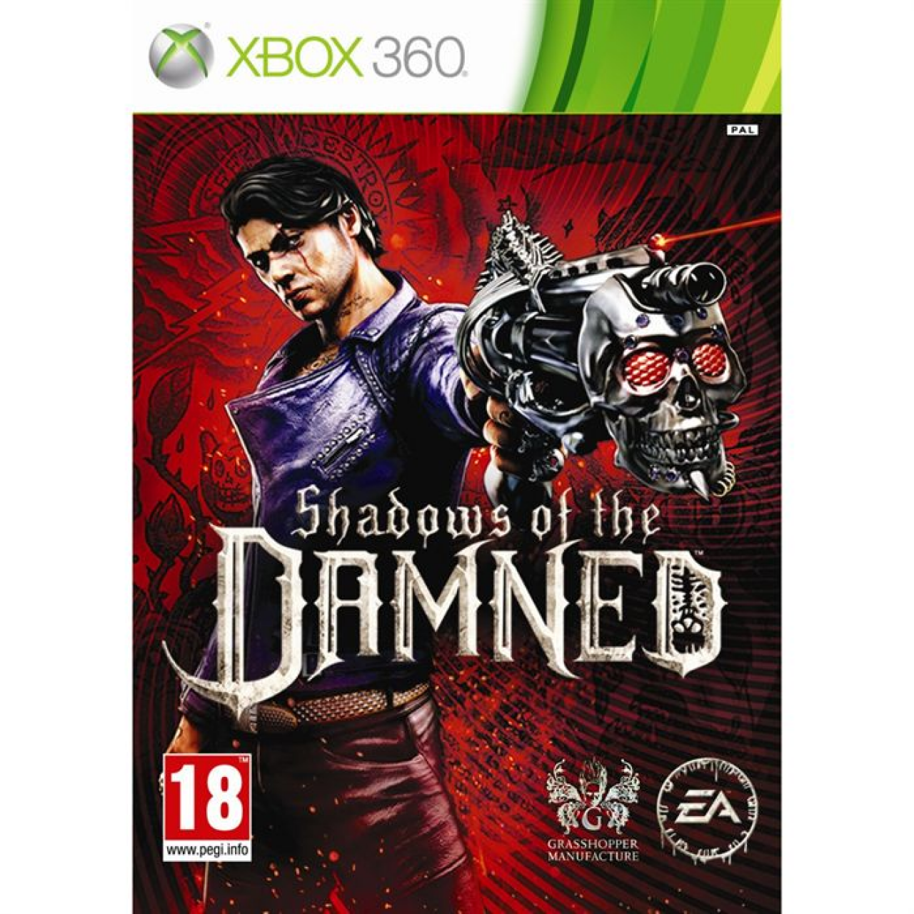[Let´s play] Gameplay commenté Shadow Of The Damned [ HD ]