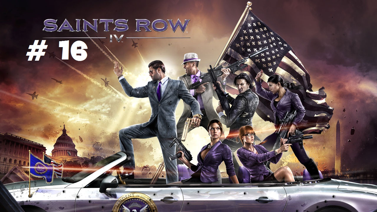 Let\'s Play - Saints Row IV - Part #16 -