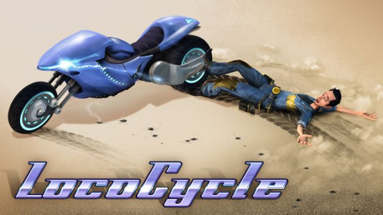 Lococycle - [Xbox 360] - [Decouverte] - [Fr]