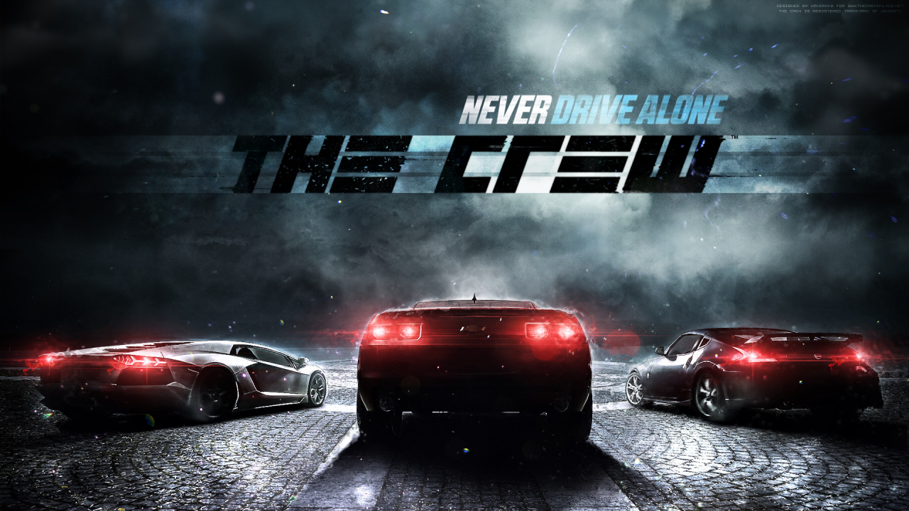 The Crew [Bêta] - [Pc] - [Decouverte] - [Fr]