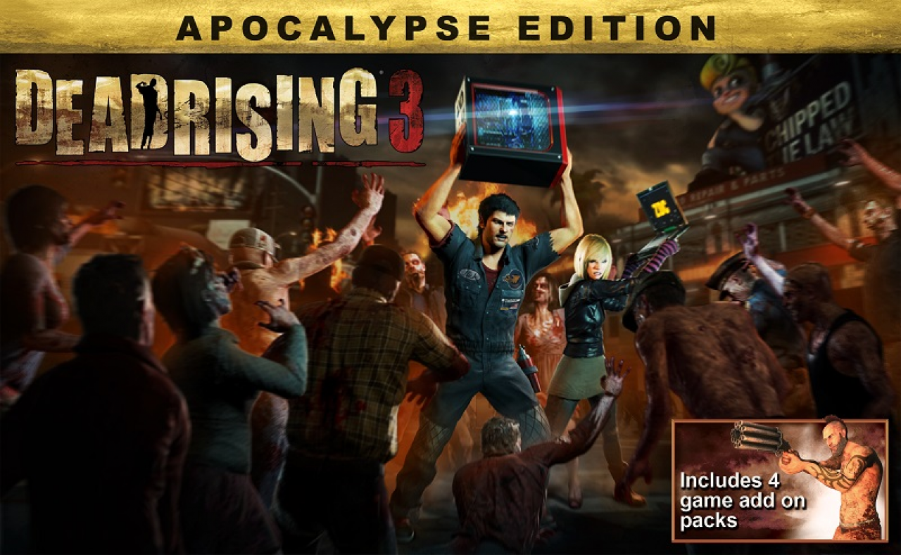 Dead Rising 3 - Apocalypse Edition - [Pc] - [Decouverte] - [Fr]