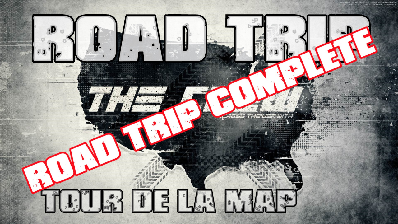 The Crew [Bêta] - [Pc] - [Road Trip - USA Tour²] - [Fr]