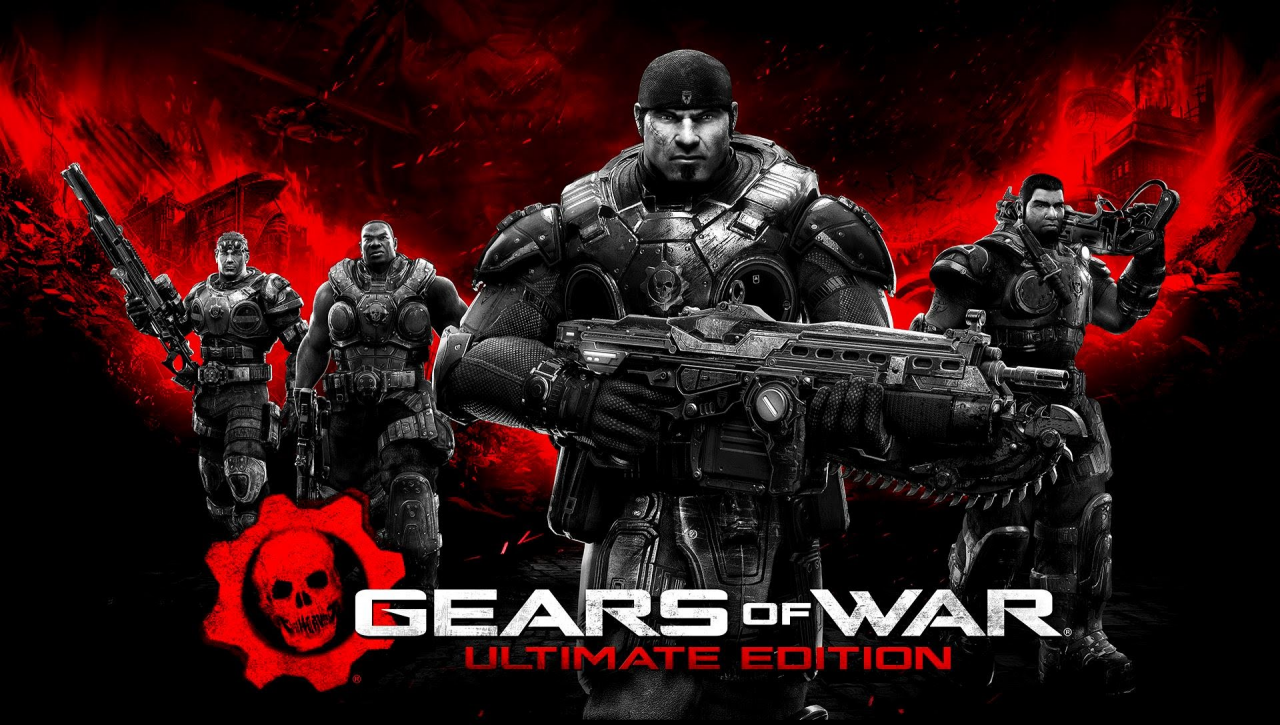 Redif' Live - Gears Of War : Ultimate Edition sur Xbox One