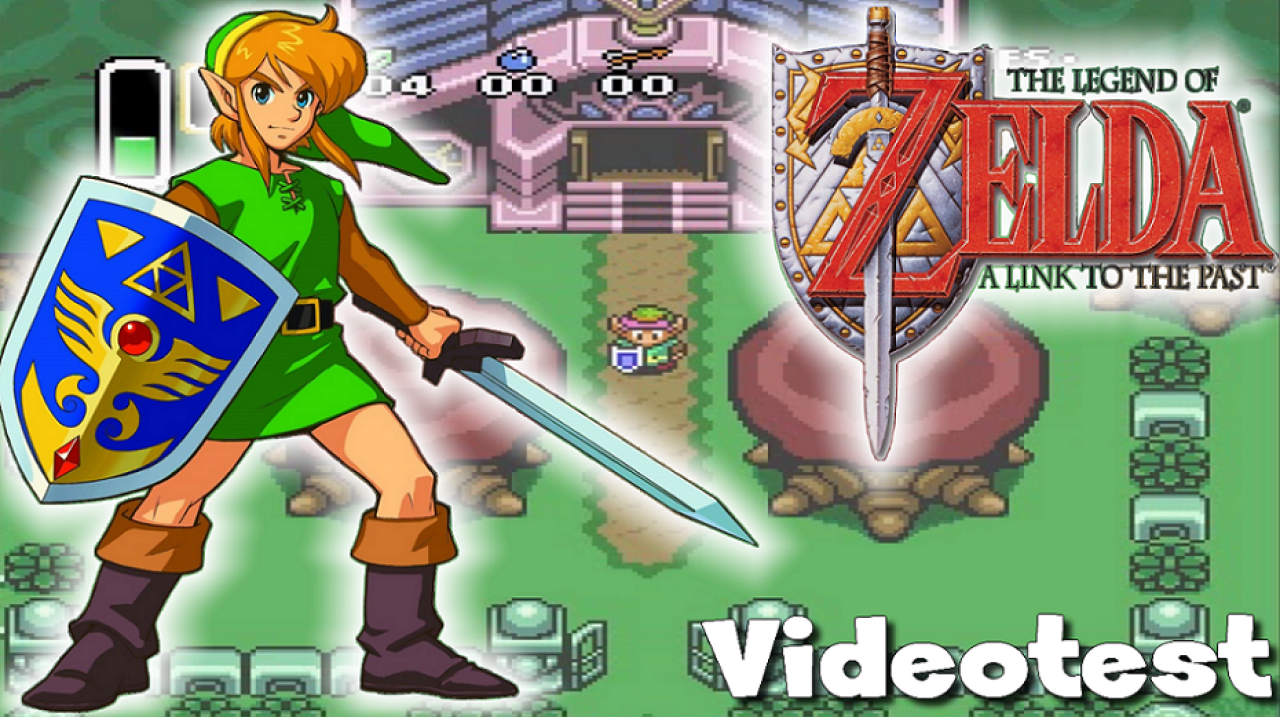 [RE-UPLOAD] Setsky - Vidéotest de Zelda : A Link to the Past