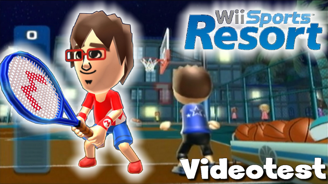 [RE-UPLOAD] Setsky - Vidéotest de Wii Sports Resort