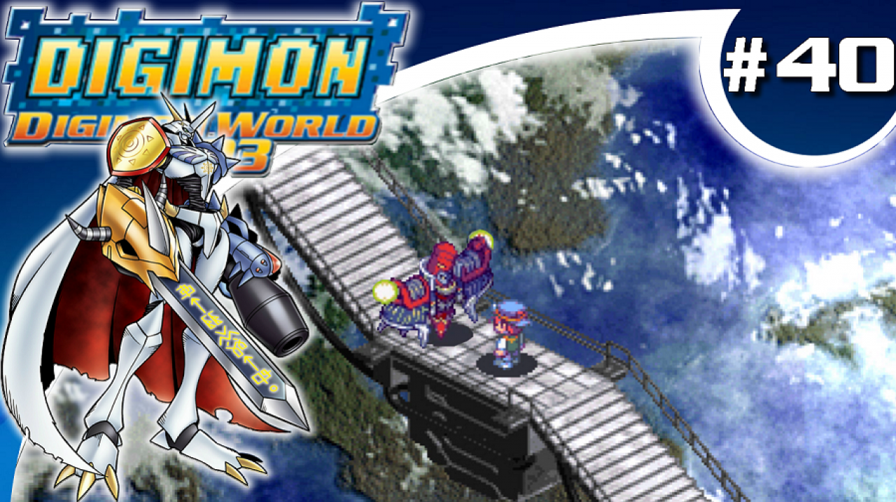 Digimon World 2003 - Let's Play #40 - Lord Megadeath, le destructeur du Digimonde