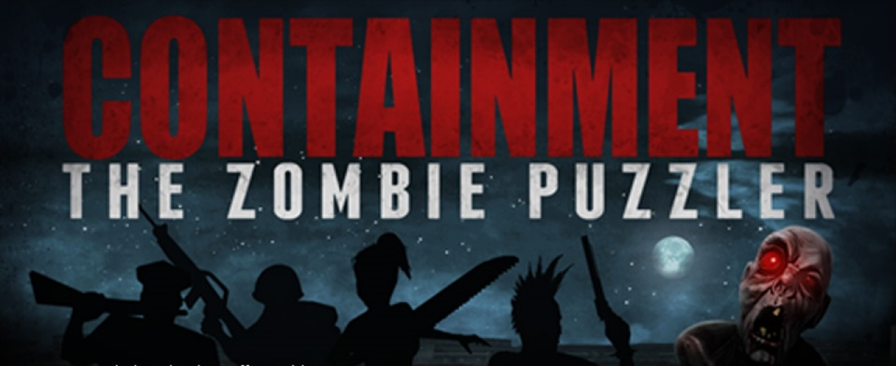 Containment: The Zombie Puzzler (indie game)