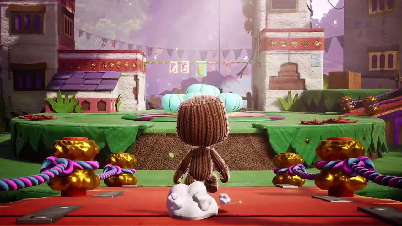 Sackboy : A Big Adventure (PS5) - Jeux vidéo sur ConsoleFun.FR