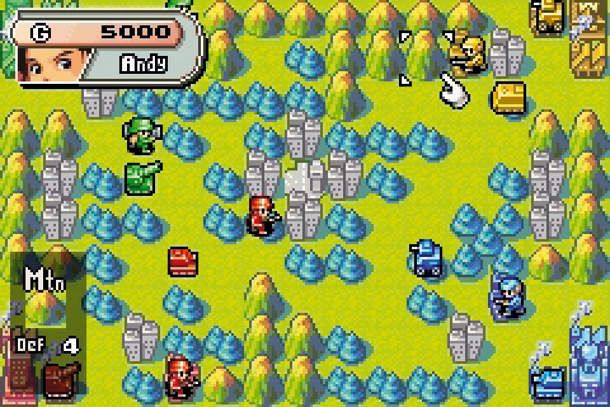 Advance Wars - image