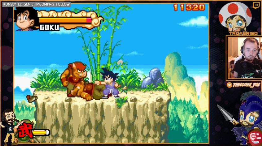 [Découverte] Dragon Ball Advanced Adventure sur GBA