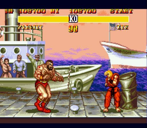 Street Fighter 2 : Special Champion Edition