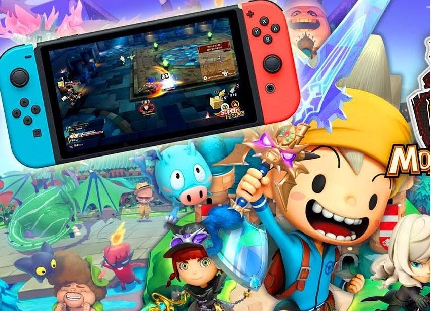Bon Plan : Snack World Gold sur Switch à 30,24 euros (au lieu de 51,99...)