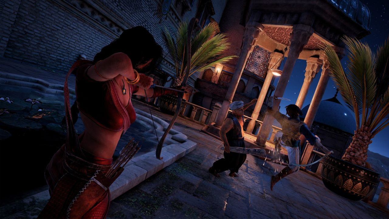 Prince of Persia : Les Sables du Temps Remake - image