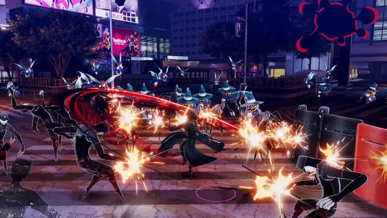 Persona 5 Scramble : The Phantom Strikers - image