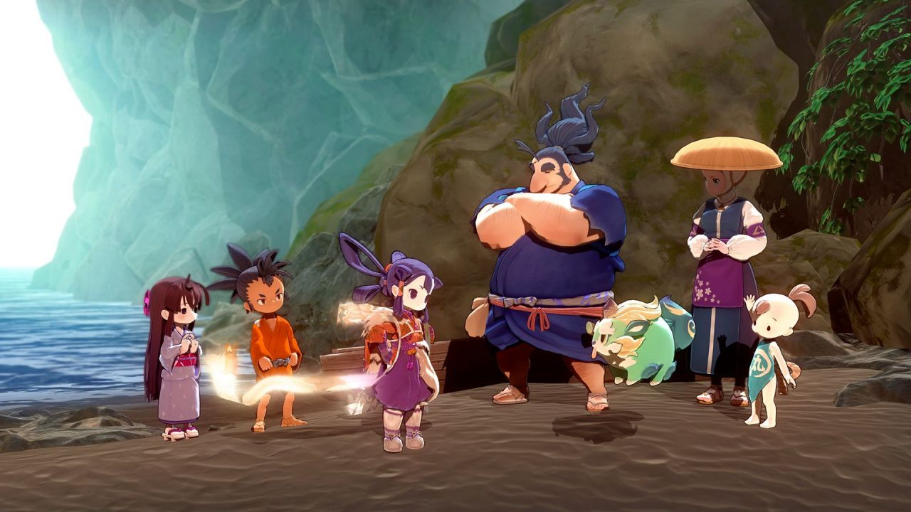 Sakuna : Of Rice and Ruin
