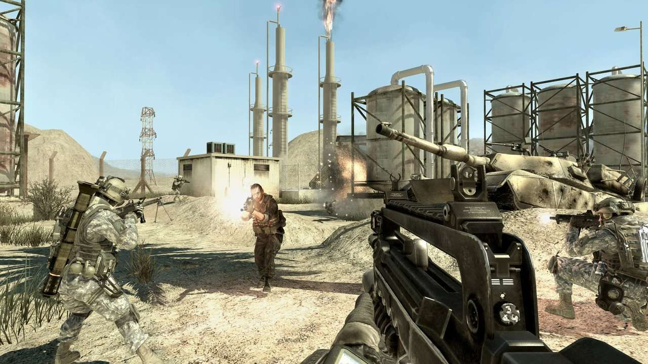 Call of Duty : Mordern Warfare 2 Campaign Remaster - image