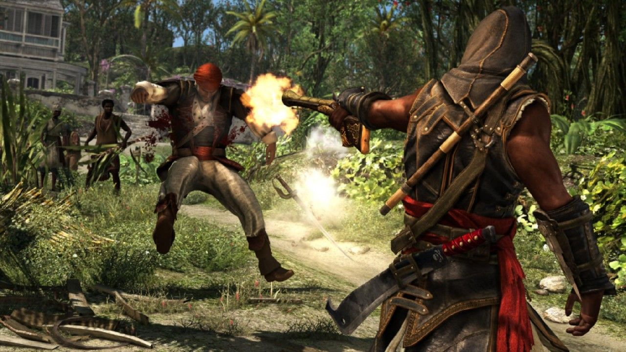 Assassin's Creed IV : Black Flag - Le Prix de la Liberte