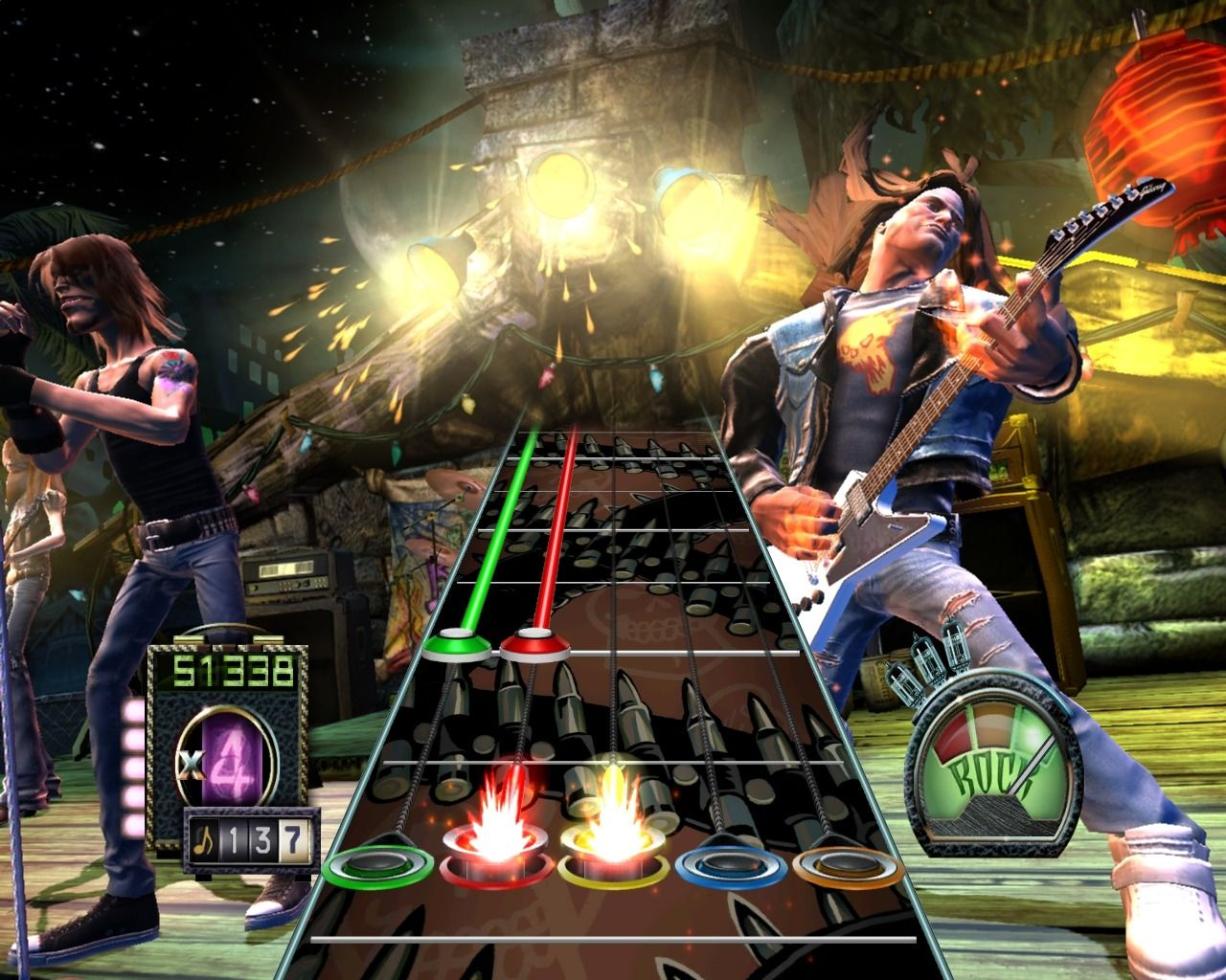 Guitar Hero 3 : Legends of Rock