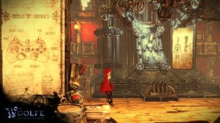 Woolfe : The Red Hood Diaries