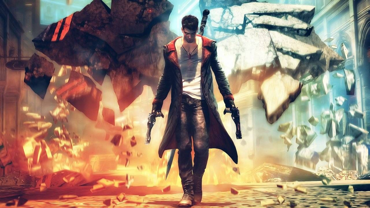 Dmc Devil May Cry : Definitive Edition