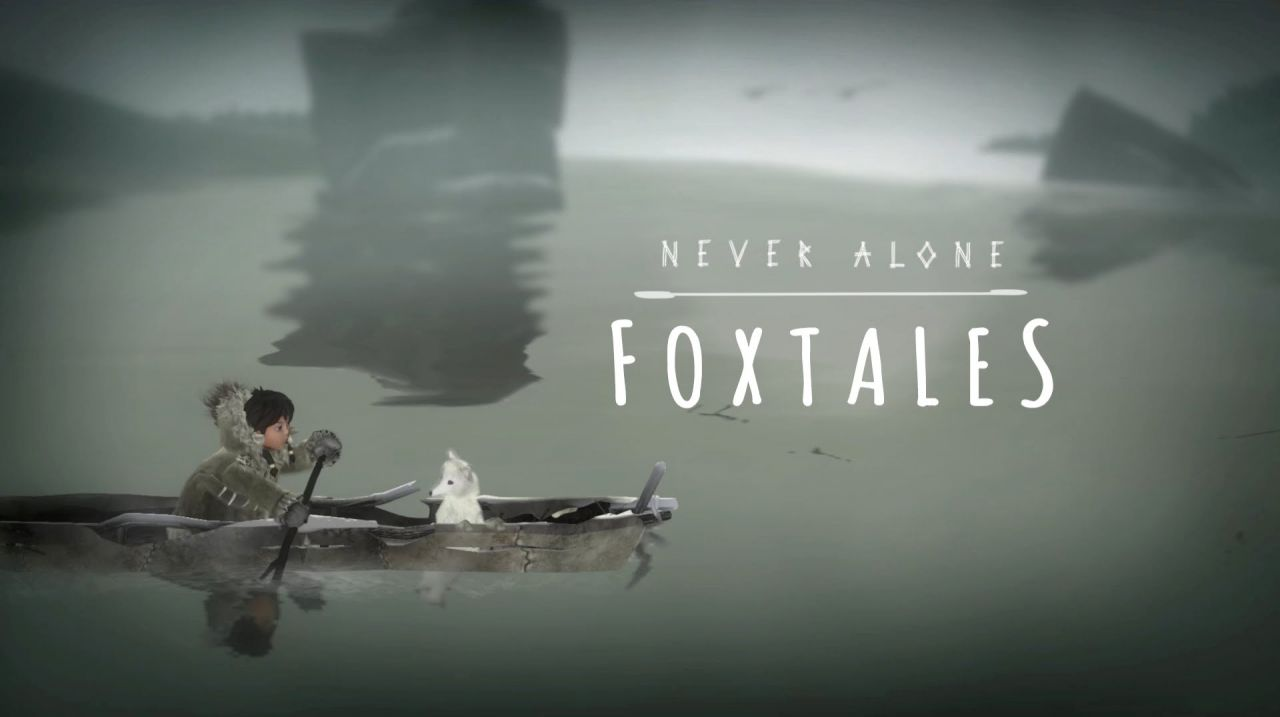 Never Alone : Foxtales