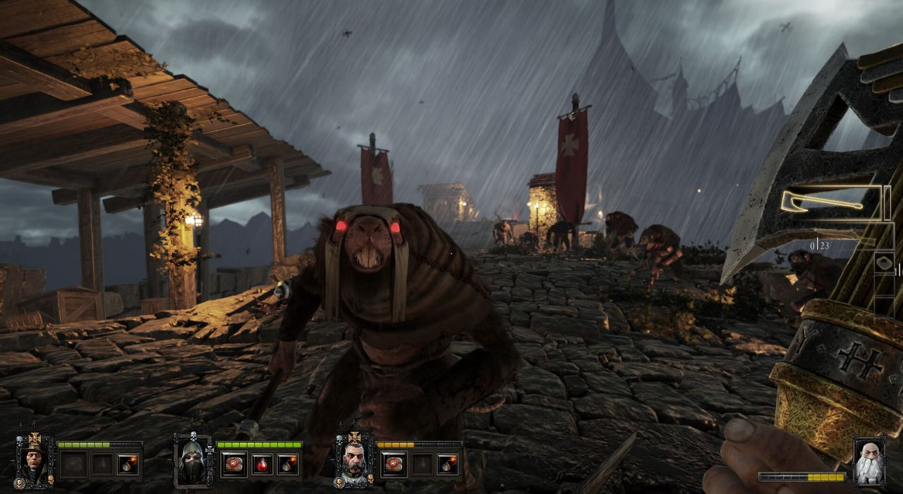 Warhammer : The End Time - Vermintide
