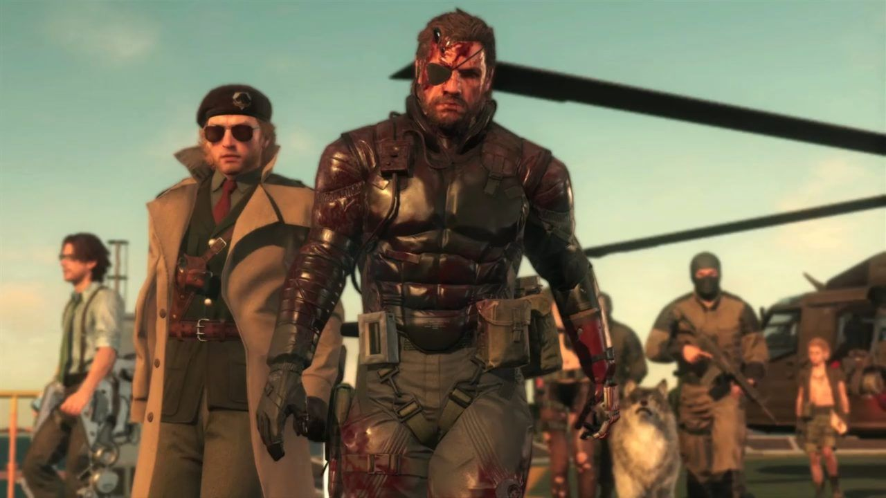 Metal Gear Solid V : The Definitive Experience