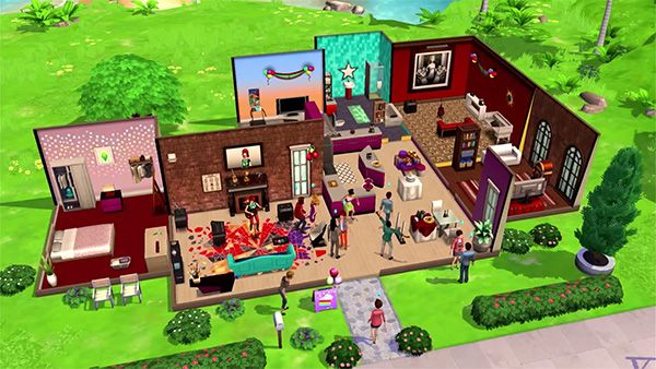 Les Sims Mobile