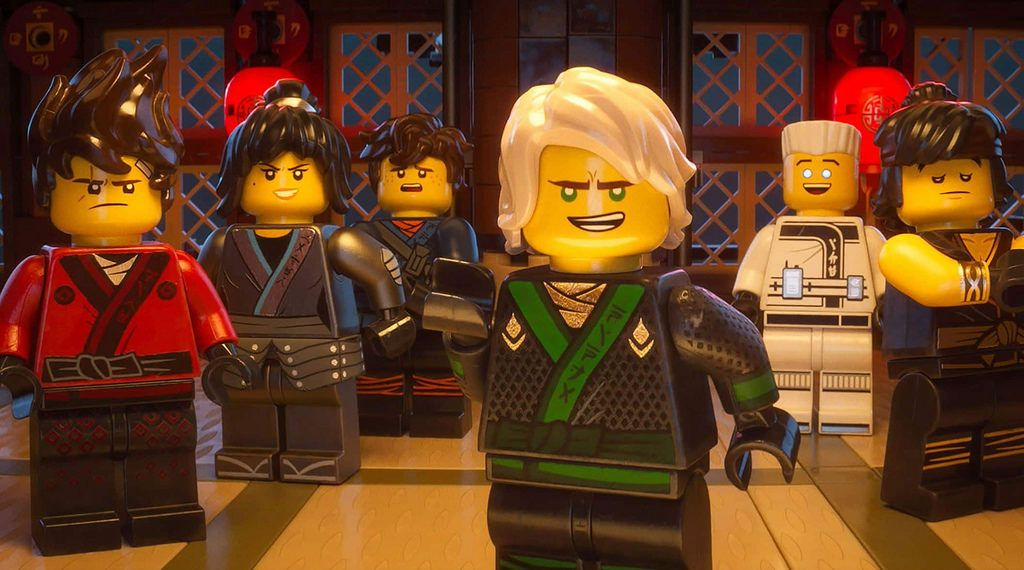 LEGO Ninjago, le film : le jeu video
