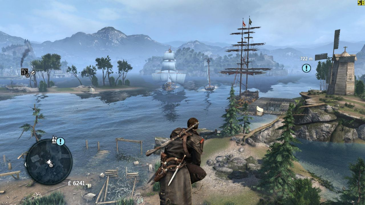 Assassin's Creed Rogue HD