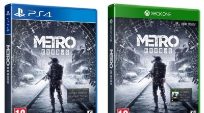 Black Friday : Metro Exodus sur PS4 et Xbox One à 19,99 euros (au lieu de 59,99...)