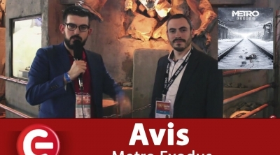 PGW 2018 : Metro Exodus, On l'a testé ! Impressions + Gameplay !!
