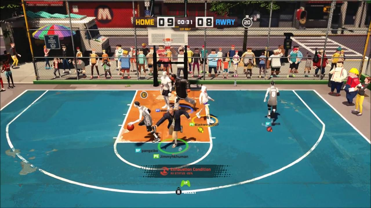 3 on 3 Freestyle