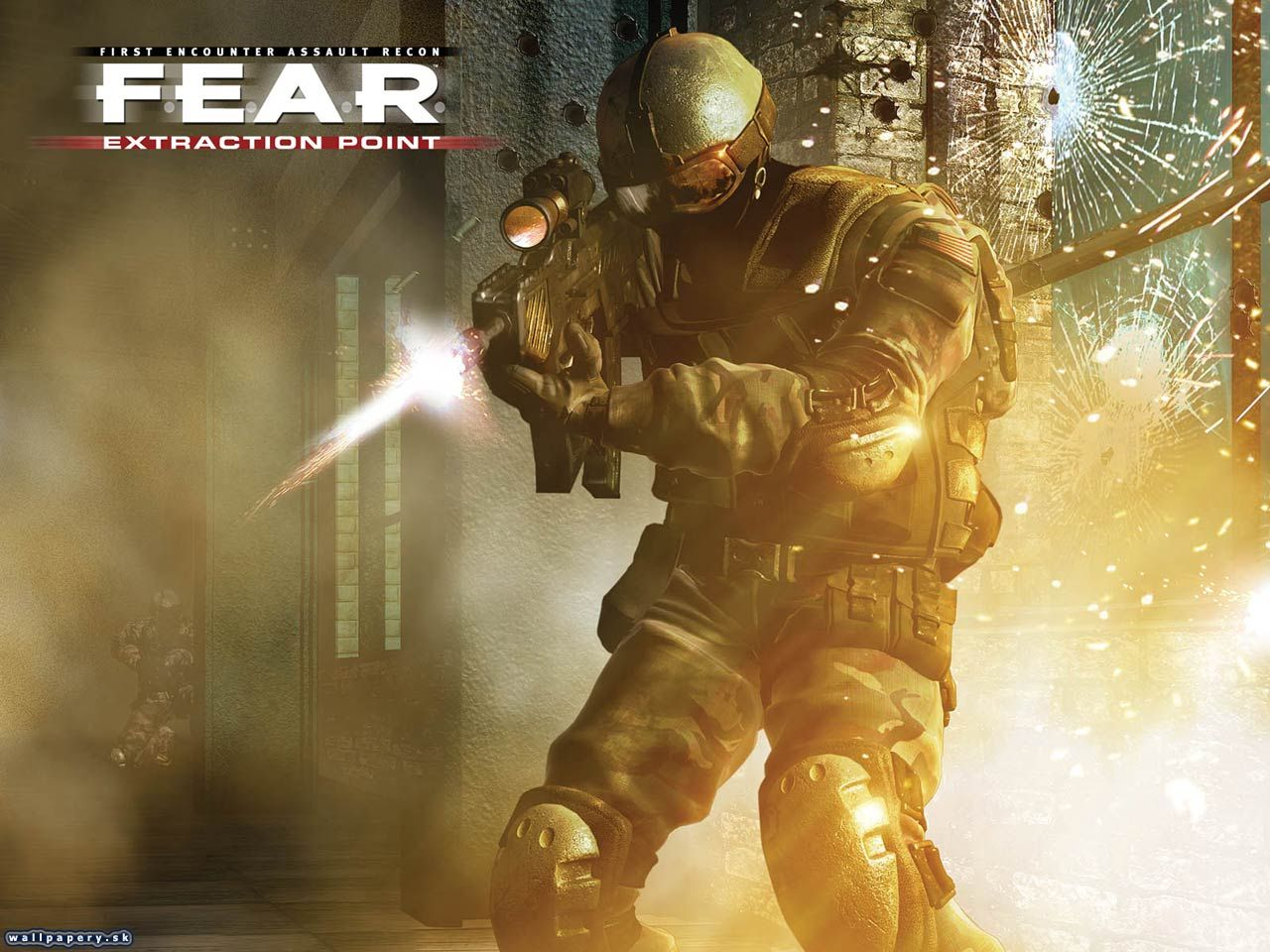 F.E.A.R : Extraction Point