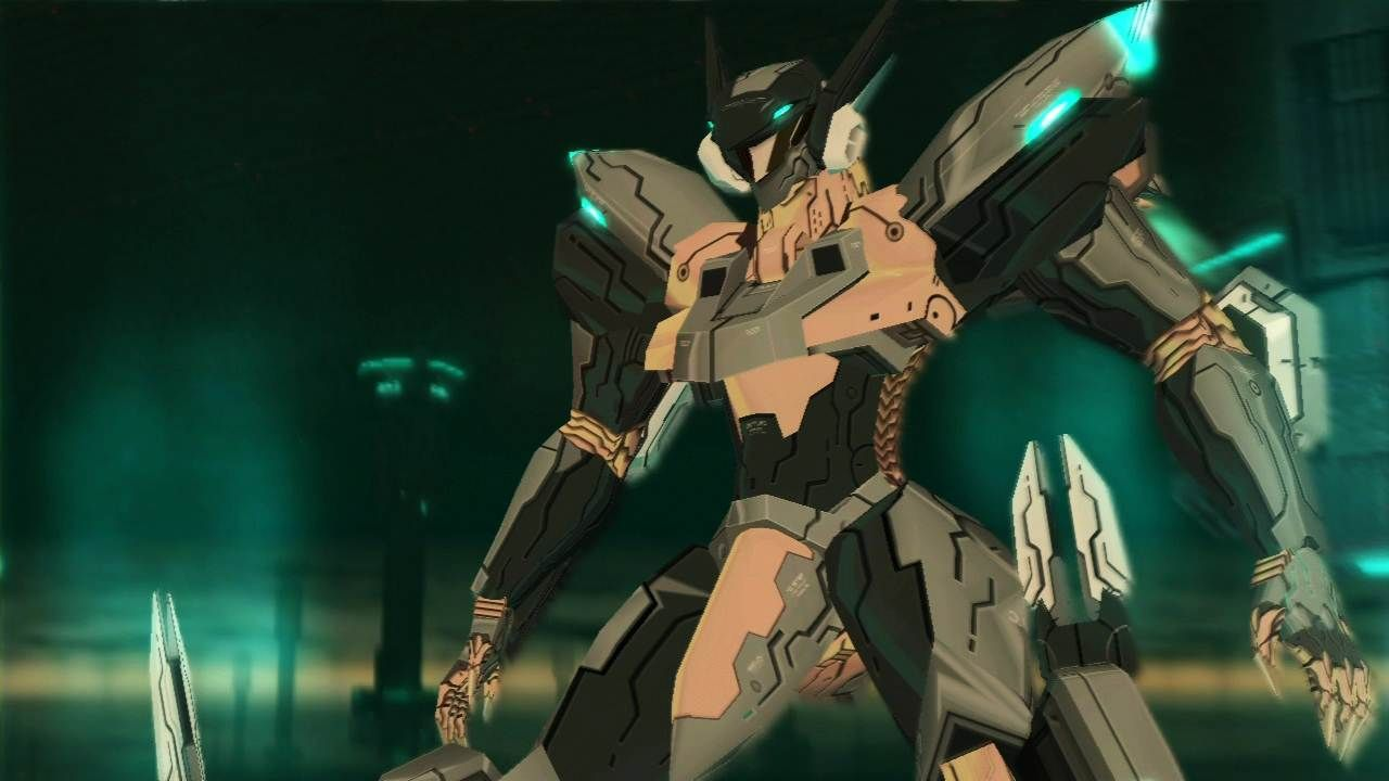 Anubis : Zone of the Enders - Mars