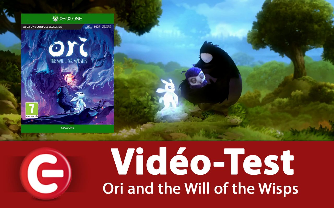 [Vidéo Test] Ori and the Will of the Wisps - Nous sommes sous le charme