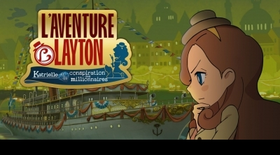 [VIDEO TEST] L'aventure Layton : Katrielle et la Conspiration des Millionnaires - Switch