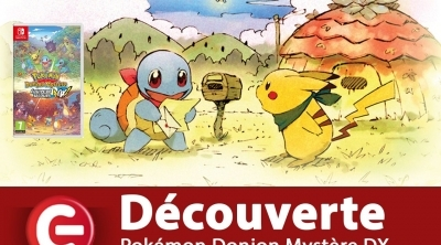 [VIDEO TEST] Pokémon Donjon Mystère : Équipe de Secours DX - Switch